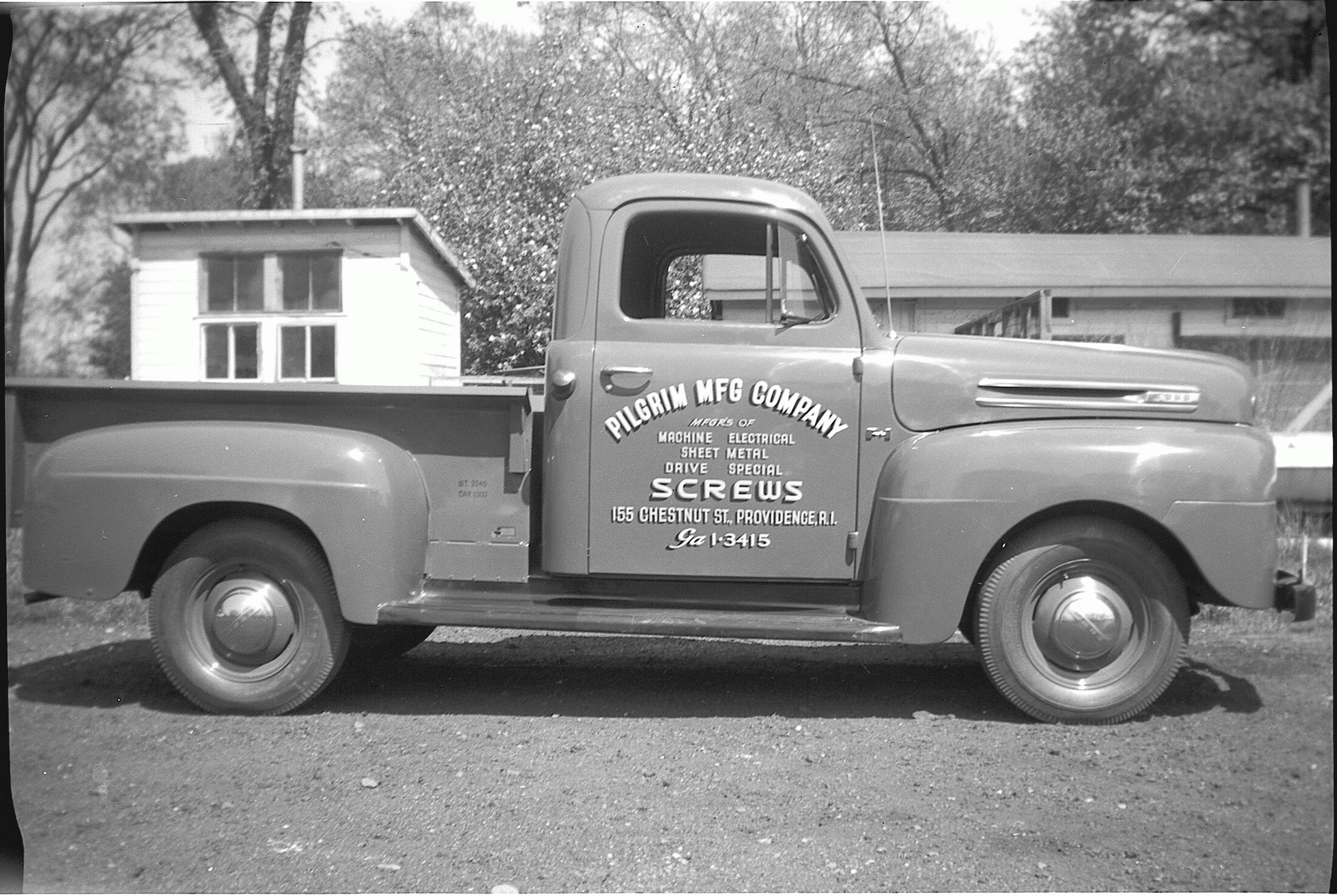 First Dely Truck