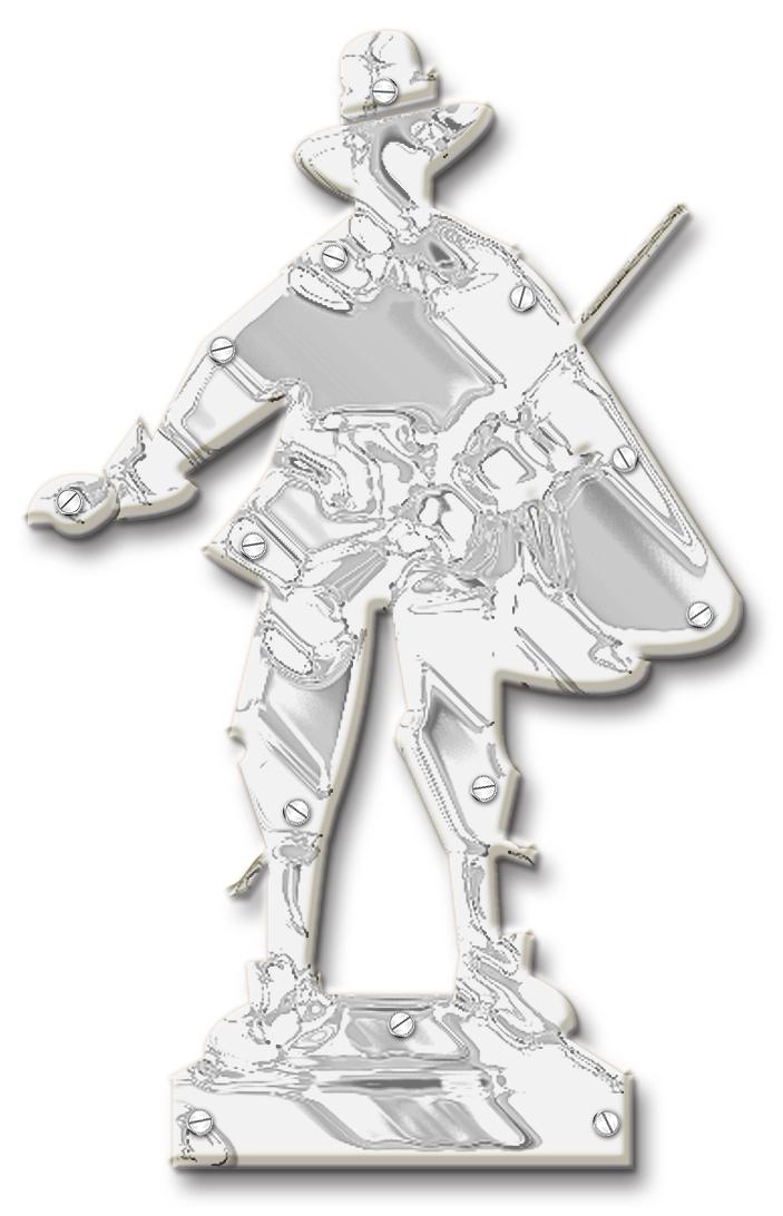 Pilgrim Metal Man